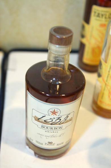"I have never heard of this bourbon. I asked fellow judge Kent Bearden, the Las Vegas bourbon guy, if he heard of it. ""Nope,"" he said, ""but, I'm going to start carrying it."" After winning Double Gold and with a chance to win it all, 1835 costs $20."