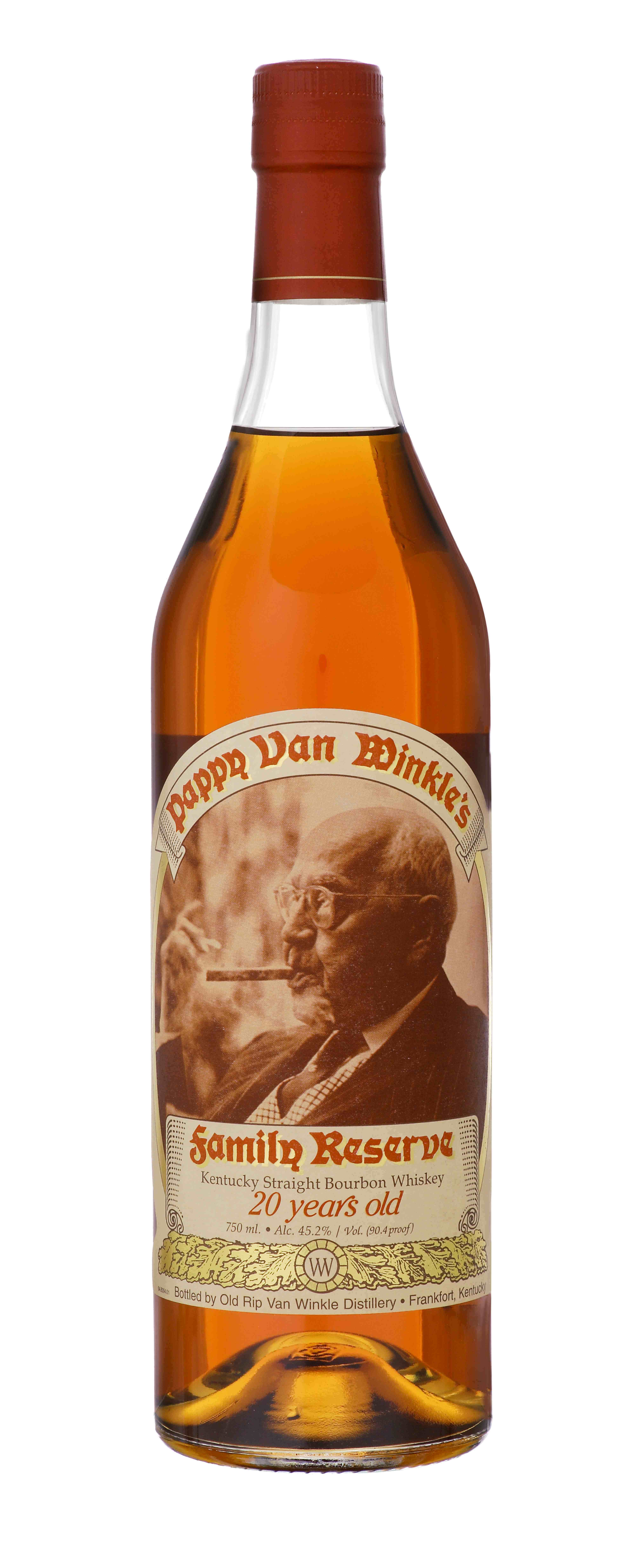 pappy van winkle archives fred minnick famous pappy van winkle label celebrates 20 years new developments in stolen pappy case