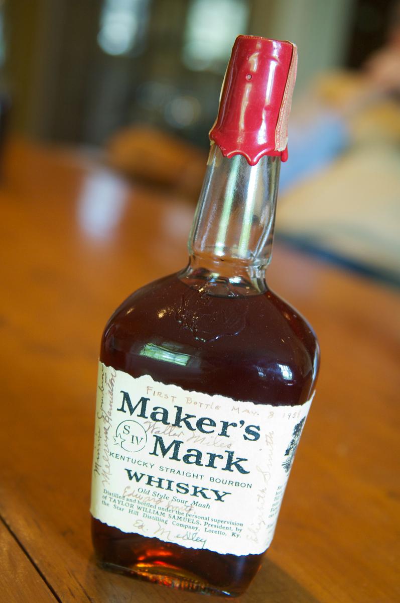 Maker U0026 39 S Mark Bourbon Lowers Proof For International Markets